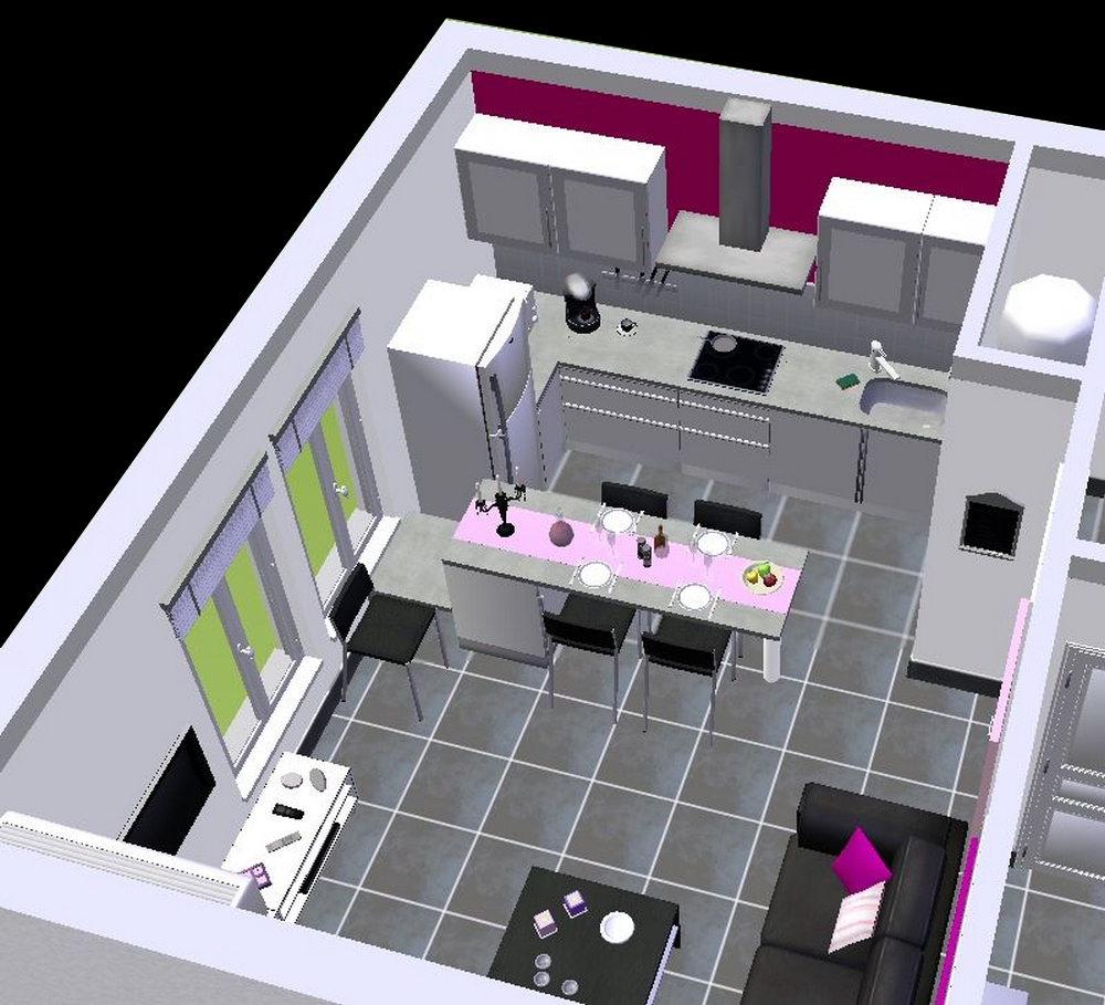 Amenagement interieur 3d gratuit amenagement interieur - Amenagement interieur 3d en ligne gratuit ...